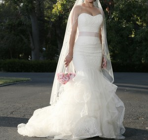 Vera Wang Lilliam Fall Collection 2013 Wedding Dress