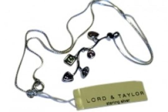 Preload https://item4.tradesy.com/images/lord-and-taylor-silver-earrings-set-necklace-153758-0-0.jpg?width=440&height=440
