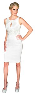 Mac Duggal Couture Size 6 Ivory Dress