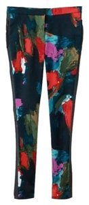 Kate Spade Saturday Aurora Straight Pants Multi