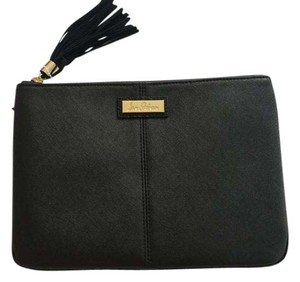 Sam Edelman Large Tassel zipper pouch