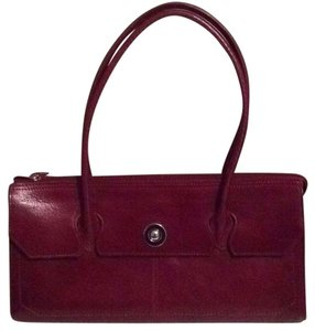 Pelle Studio Tote in Red