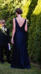 Jim Hjelm Navy Dress