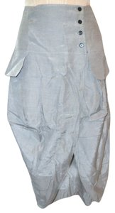 Pandemonium Collection Skirt Light Grey