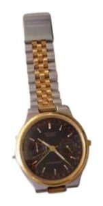 citizen eco drive Unisex Two-Tone Citizen Watch