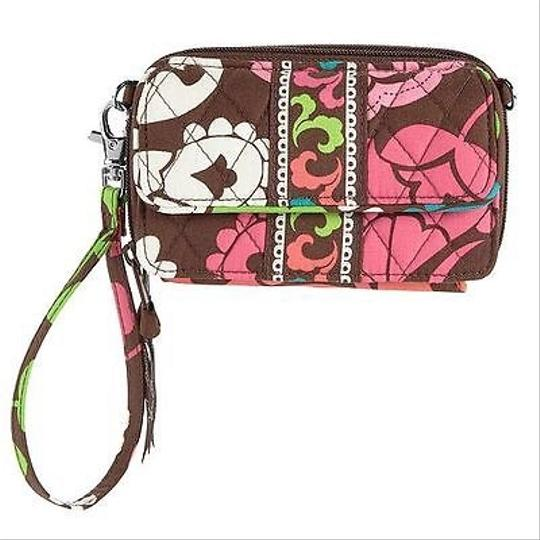 Vera Bradley Vera Bradley All In One CrossBody and Phone Case NWT Lola