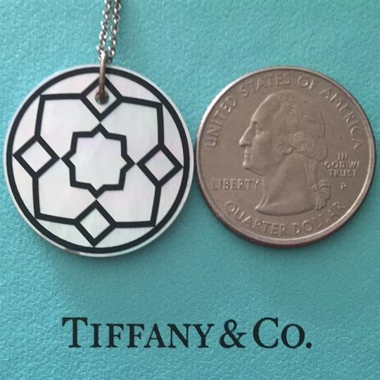 Tiffany & Co. Paloma Picasso Zellige Mother Of Pearl Pendant