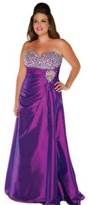 Mac Duggal Couture Evening Gown Size 14 Dress