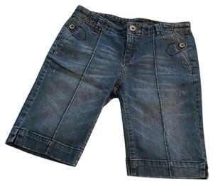 A|X Armani Exchange Bermuda Shorts Blue Jean