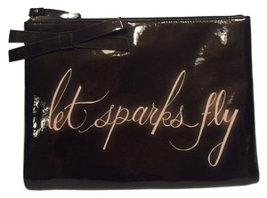 Kate Spade Kate Spade Let Sparks Fly Georgie Case Patent Clutch iPad Case PWRU3301