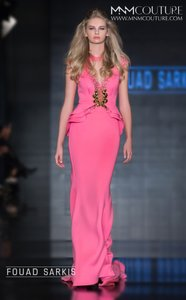 MNM Couture Pink Mnm Dress