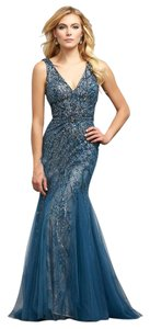 Mac Duggal Couture Size 12 Mother Of Brid Designer Dress