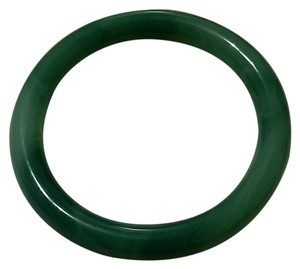 Other Green Agate Bangle