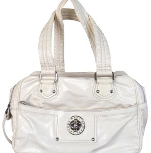 Marc by Marc Jacobs Satchel in Off-White