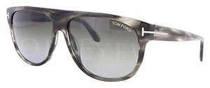 Tom Ford Tom Ford FT0375 Grey/Gradient Smoke