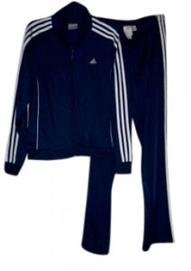 adidas 3-Stripe-Instructor-Program-Set Jacket + Pant Navy