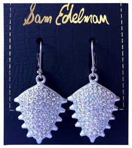 Sam Edelman NWT Sam Edelman Pearly Punk Pave Stud Drop Earrings