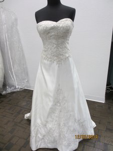 Kenneth Winston 1491 (17l) Wedding Dress