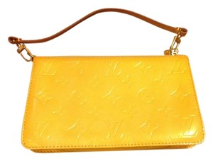 Louis Vuitton 100% Authentic Louis Vuitton Vernis Lexington Clutch Pouch