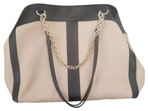 See by Chloé Leather Pearl Chain Shoulder Bag
