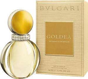 BVLGARI Brand New Sealed GOLDEA By Bvlgari eau de perfum spray 3.0/90ml for Women. *Brand New.*