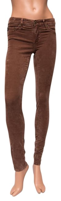 Item - Brown Light Wash The Jeggings Size 25 (2, XS)