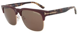Tom Ford Tom Ford FT0386 Louis Burgandy/Gold/Brown NWT