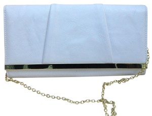 Jessica McClintock BLACK AND PURPLE Clutch