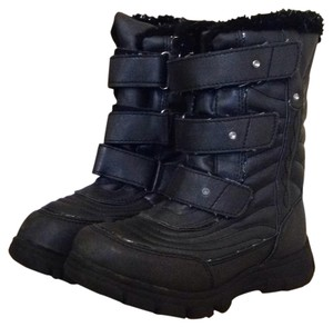 The Children's Place Black Boots