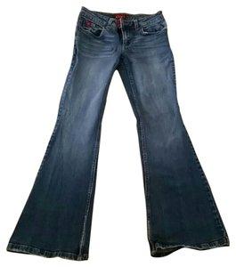 TILT Straight Leg Jeans-Medium Wash