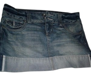 SO Mini Skirt denim