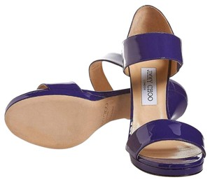 Jimmy Choo Violet Platforms