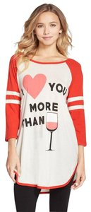 Wildfox T Shirt Red