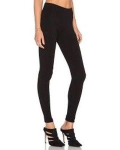 Vince Stretch Suede Leather Pants