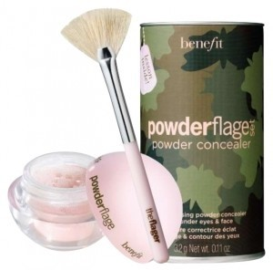 Benefit Powder Flage