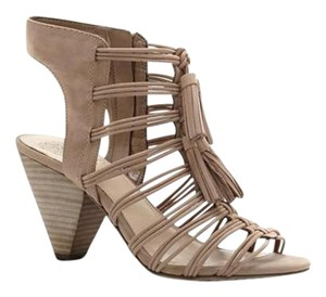 Vince Camuto Edola Tassels brown Sandals