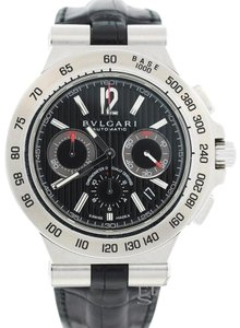 BVLGARI Bvlgari Diagono Pro Terra Chronograph Automatic Mens Watch DP42SCH