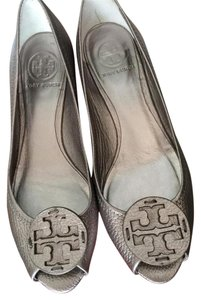 Tory Burch Sulver Wedges