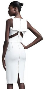 Roland Mouret Reception Cocktail Architectural Dress