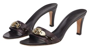 Gucci #12047 Brown Sandals