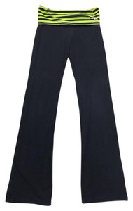 Abercrombie & Fitch Yoga Pant Boot Cut Pants Navy Blue