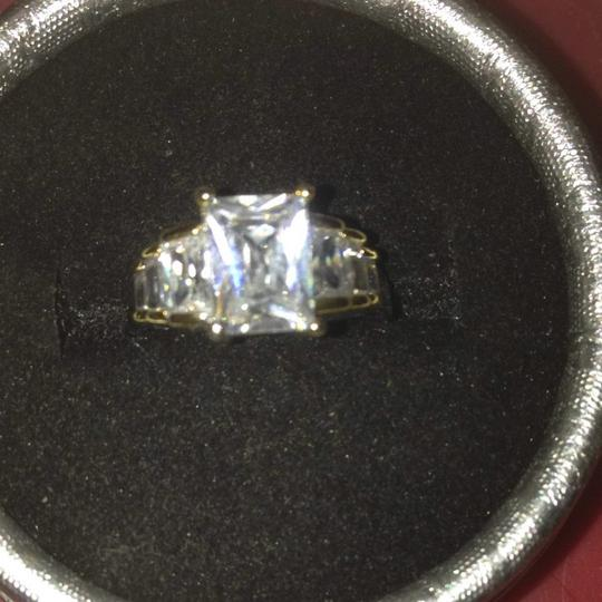 Bogo Free White Sapphire Engagement Ring Free Shipping
