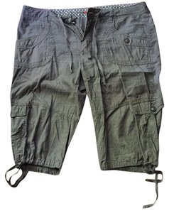 UNIONBAY Board Shorts Greenish/Brown