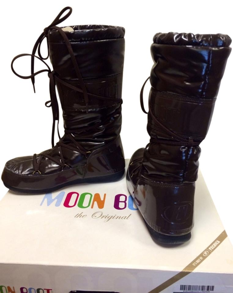 lady Brown Tecnica Brown lady Moon Boots/Booties Flagship store dce22a
