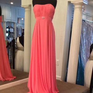 Mori Lee Cantaloupe Dress