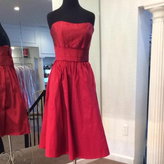 Angelina Faccenda Ruby Bridesmaid/Mob Dress Size 10 (M) Image 0