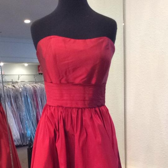 Angelina Faccenda Ruby Bridesmaid/Mob Dress Size 10 (M) Image 1
