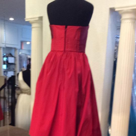 Angelina Faccenda Ruby Bridesmaid/Mob Dress Size 10 (M) Image 2