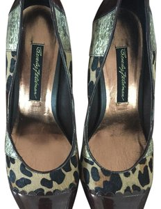 Beverly Feldman Brown and other colors Pumps