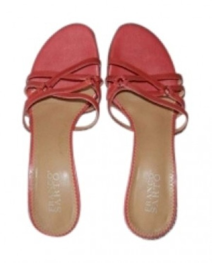 Preload https://item3.tradesy.com/images/franco-sarto-coral-color-strappy-heels-sandals-size-us-85-153907-0-0.jpg?width=440&height=440